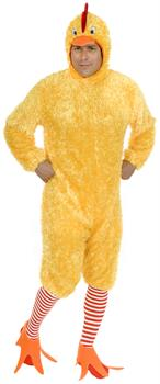 Chicken Adult Plus Costume