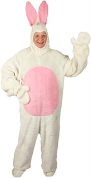Men's Bunny Suit Adult Costume