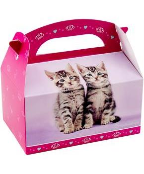 Girls rachaelhale Glamour Cats Empty Favor Boxes
