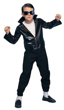 Greaser Youth Child Costume