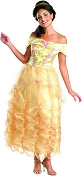 Disney Princess Belle Deluxe Adult Costume