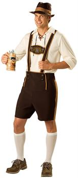 Bavarian Guy Adult Costume