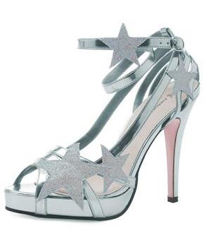 Starlight (Silver) Adult Shoes