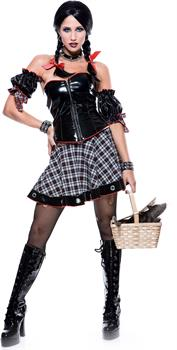 Wicked of Oz Mistress Dorothy Adult Costume