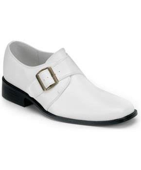Men's Loafer (White) Adult Shoes