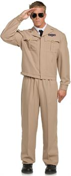 Men's High Flyer Adult Costume - One Size