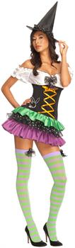Playboy Witch Adult Costume
