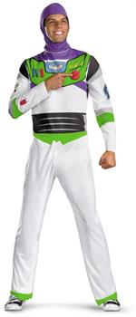 Disney Toy Story - Buzz Lightyear Adult Plus Costume