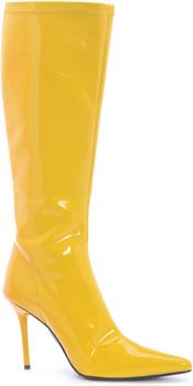 Sexy Emma (Yellow) Adult Boots