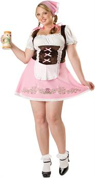 Fetching Fraulein Adult Plus Costume
