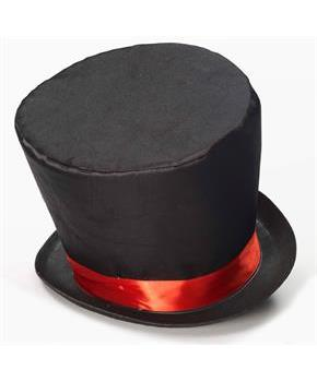 Mad Hatter Adult Top Hat