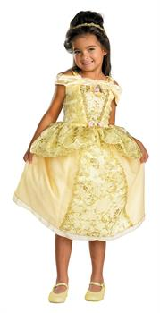 Belle Deluxe Toddler / Child Costume