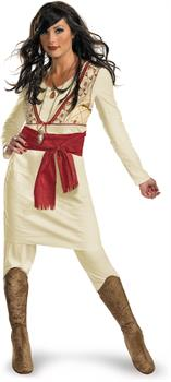 Prince Of Persia - Tamina Deluxe Adult Costume