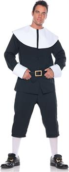 Pious Pilgrim Man Adult Costume