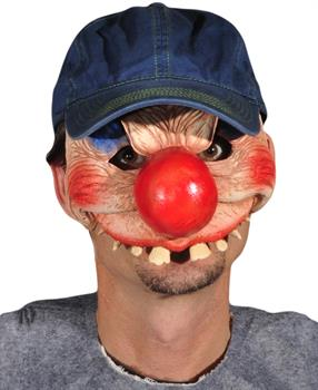 Clowning Around Adult Mask