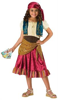 Gypsy Girl Child Costume