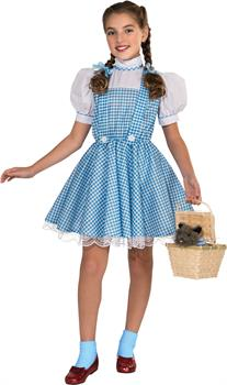 The Wizard of Oz Dorothy Deluxe Child Costume