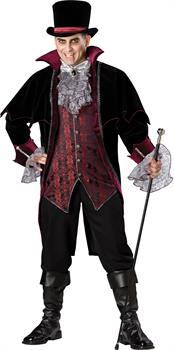 Vampire Of Versailles Adult Plus Costume