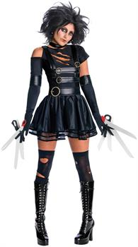 Women's Edward Scissorhands - Miss Scissorhands Adult Costume