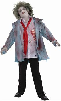 Boys Zombie Boy Child Costume