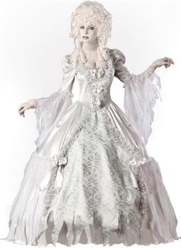Women's Ghost Lady Elite Collection Adult Costume