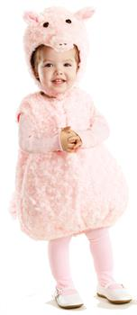 Piglet Toddler/Child Costume
