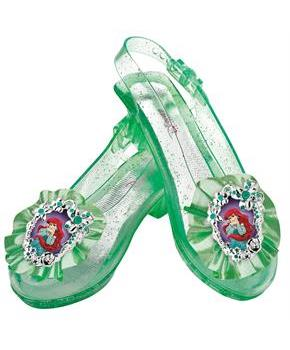 Disney Ariel Kids Sparkle Shoes