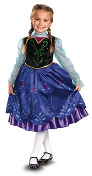 Disney Frozen Deluxe Anna Toddler/Child Costume