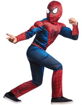 The Amazing Spider-Man 2 Deluxe Child Costume