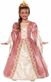 Victorian Rose Child Costume