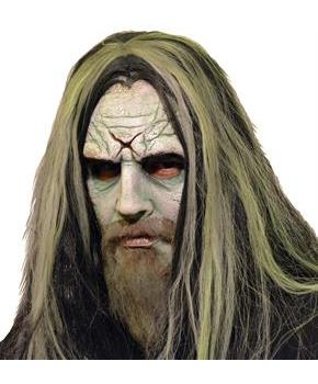 Men's Rob Zombie Mask - Multi-colored - One-Size