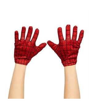 Boys The Amazing Spider-Man 2 Movie Kids Gloves - Red