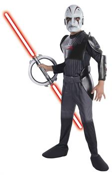 Boys Star Wars Rebels - Deluxe Inquisitor Child Costume