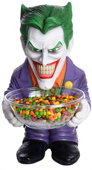 The Joker Candy Bowl and Holder