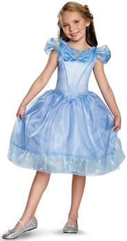 Girls Disney Cinderella Movie Child Classic