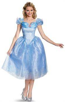 Women's Disney Cinderella Movie Adult Deluxe