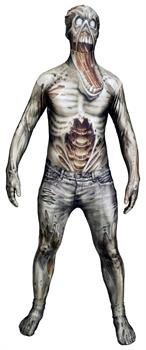 Monster Collection on the Zombie Adult Costume