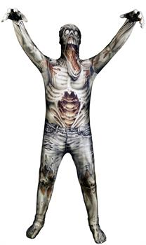 Monster Collection on the Zombie Child Costume