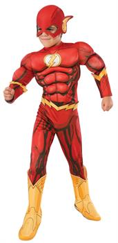 Boys The Flash Deluxe Child Costume