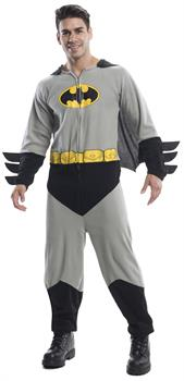 Batman Adult Hooded Jumper