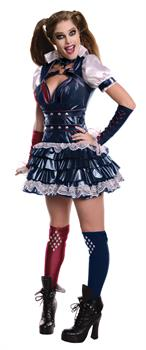 Secret Wishes Harley Quinn Adult Costume