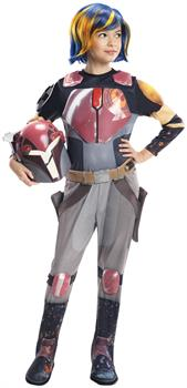Star Wars Rebels Deluxe Sabine Child Costume