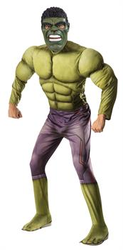 Men's Avengers 2 - Age of Ultron: Deluxe Hulk Adult Costume