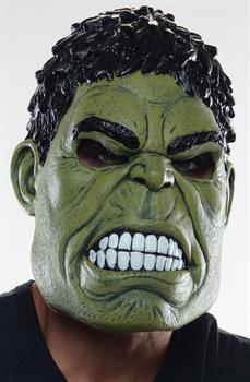 Men's Avengers 2 - Age of Ultron: The Hulk 3/4 Adult Mask - Green