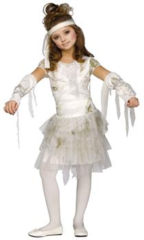 Girls Mummy Girl Child Costume