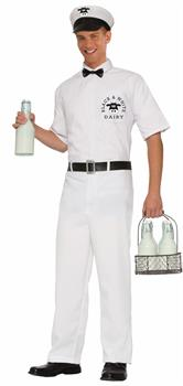 Milkman Adult Costume One-Size
