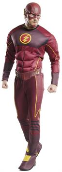 The Flash Muscle Chest Adult Costume