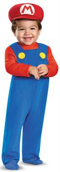 Super Mario Bros: Mario Toddler Costume