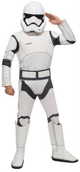 Star Wars Episode VII - Boys Stormtrooper Deluxe Costume