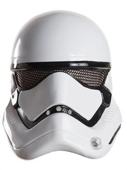 Star Wars Episode VII - Boys Stormtrooper Half Helmet